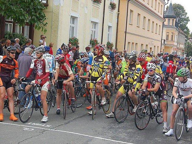 Cyklistika: V sobotu se jel devátý závod Ramala cupu Velká cena Konstantinových Lázní