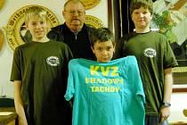 Družstvo mladých střelců si vybojovalo v nominačním závodě v německém Frankenreuthu účast na letní soutěži.