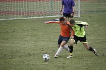 Fotbal: B. Stříbro – Rapid Plzeň 1:1