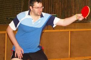 Ve sportovní hale v Tachově se hrál šestý ročník turnaje ve stolním tenisu.