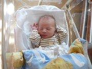 Rodiče Jana a Miroslav Váňovi z Boru u Tachova přivítali na světě Daniela (3,25 kg, 49 cm). Jejich prvorozený chlapeček se narodil 5. listopadu ve 3:25 ve Fakultní nemocnici v Plzni.