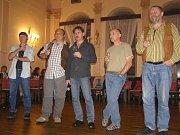 """Country kapela Wyjou už na stříbrské scéně """"vyje"""" celých dvacet let."""