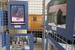 Chystaná výstava v budově rozhlasu