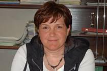 Členka Sdružení Dubec sobě Lenka Gebauerová