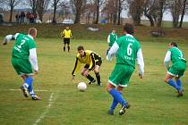 Fotbal: Částkov – Přimda 0:2