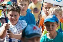 Mírový běh: Připojte se v Konstantinových Lázních. Zdroj: peacerun.org
