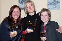 Hráči vyhodnotili druhý ročník soutěže Tachovské amatérské squashové ligy 2008