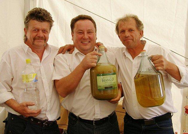 Stříbrští ochutnávali vína