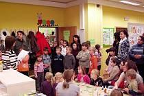 Akci s názvem Den pro dětskou knihu uspořádala knihovna v Tachově.