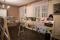 Výstava o Tisovských rybnících.