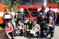 Studánečtí hasiči dostali od obce dárek