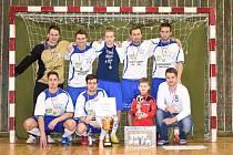 Laguna. Vítězný tým letošního ročníku turnaje.