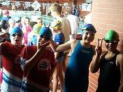 Krajské závody v plavání byly pro tachovský plavecký klub úspěšné.