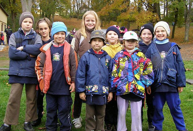 Okresní kolo hasičské soutěže mladých se konalo na kladrubském fotbalovém hřišti.