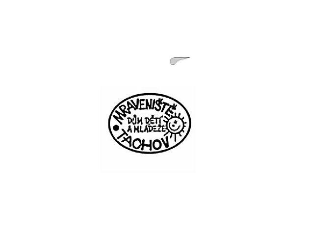 Znak DDM Mraveniště Tachov.