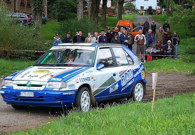 Rallye Show Vysoké Jamné.