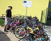 Africe pomůže šedesát jízdních kol z Tachova