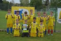 Loňského ročníku McDonald´s Cupu se úspěšně účastnili i žáci tachovské ZŠ Zárečná.