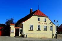 Muzeum v Černošíně.
