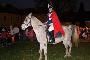 Do Stříbra přijel Martin na bílém koni