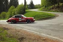 Rallye Wiesbaden projela Tachovsko.