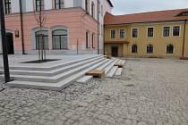 Stříbro představilo nové muzejní náměstí.