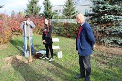 Projektový den ve stříbrském gymnáziu.