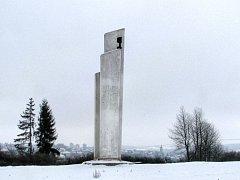 Památník Vysoká 2014