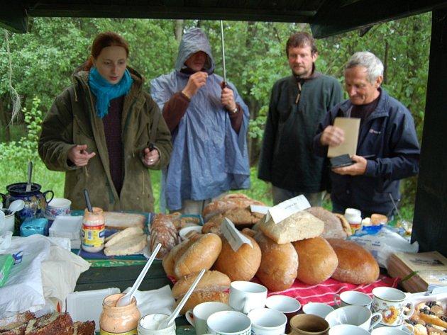 U Kapličky na Záhoří vyvrcholily Chlebomáslové slavnosti