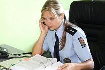 Tachovská policejní mluvčí Dagmar Jiroušková.