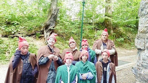 ŽÁCI ze ZŠ Mánesova ve Stříbře navštívili partnerskou školu v německém Rudolstadtu.