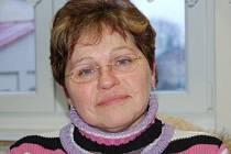 Učitelka mateřské školy Růžena Benediktová.