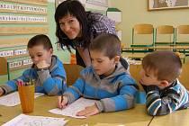 Zápis do Základní školy v Kladrubech se konal ve středu.
