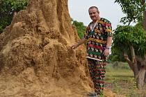 KAREL BOBÁL jezdí do Senegalu na pracovní návštěvy.