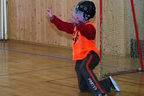 Dvě družstva  z Chodové Plané a dvě ze Starého Sedliště se zúčastnila v pondělí  okresního kola utkání ve florbalu žáků základních škol.
