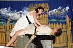 Představení Dívčí válka pobavilo děti i dospělé v Oboře.