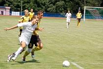 V Tachově se hrál už sedmý ročník fotbalového Memoriálu Jana Vobořila
