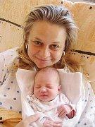 Monika Kantová a Jan Ročňák ze Starého Sedliště dali jedno ze dvou jmen své prvorozené dceři po obou babičkách Maruškách. Maruška Elizabet (3,25 kg/50 cm) se narodila 17. června pět minut před jedenadvacátou hodinou ve Stodské nemocnici.