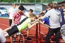V okresním městě se uskutečnil sedmý ročník Odznaku všestrannosti olympijských vítězů. Sportovcům z Tachovska se na něm dařilo.