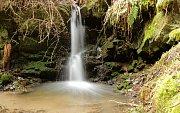 Třebelský vodopád
