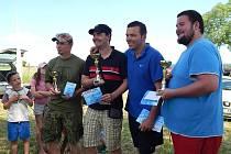 V sobotu 6. června se konaly tradiční jarní rybářské závody v Okrouhlém Hradišti.