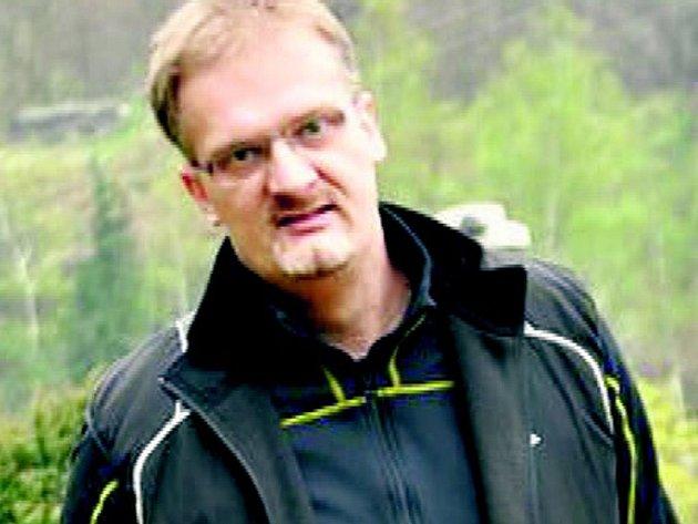 Tomáš Möller, předseda sdružení.