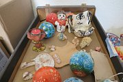 Zahájili kroužek keramiky
