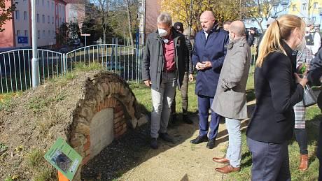 V Tachově byla otevřena nová venkovní expozice věnovaná Zelenému pásu Evropy.