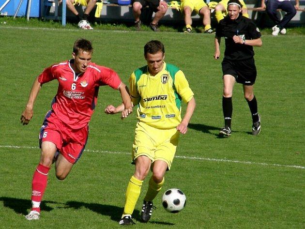 TJ Klatovy B – B. Stříbro 0:1.