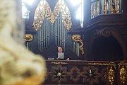 V klášterním kostele Nanebevzetí Panny Marie byl zahájen čtyřicátý ročník Kladrubského léta.