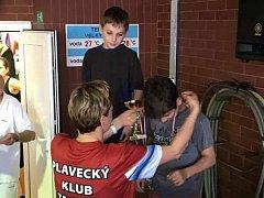 Dekorovaný Steven Horňák, jeden z nejmladších účastníků, vybojoval jednou bronzovou medaili.