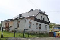 Do bývalého hostince se po rekonstrukci přestěhuje obecní úřad.
