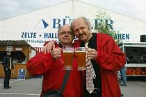 Josef Junek (vlevo) a Josef Kadlec.