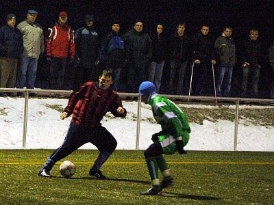 FK Tachov – Senco Doubravka 1:0. Poločas: 0:0.